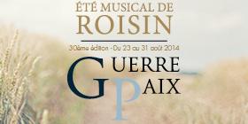 Bannière Roisin - Crescendo