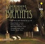 Brahms Trios MDG