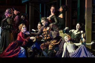 © Lorraine Wauters - Opéra Royal de Wallonie