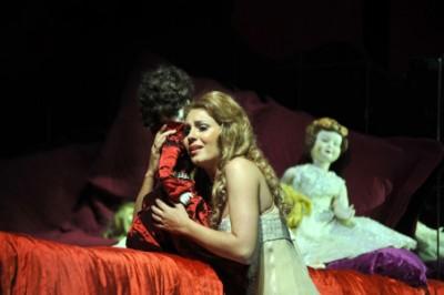 La Traviata - Sabina Puértolas (Violetta Valéry)