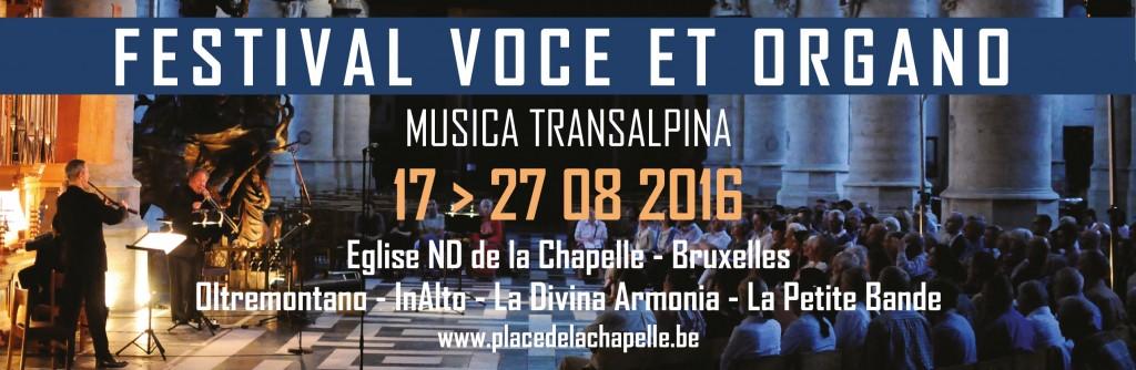 Le 20e anniversaire du Festival Voce et Organo | Crescendo