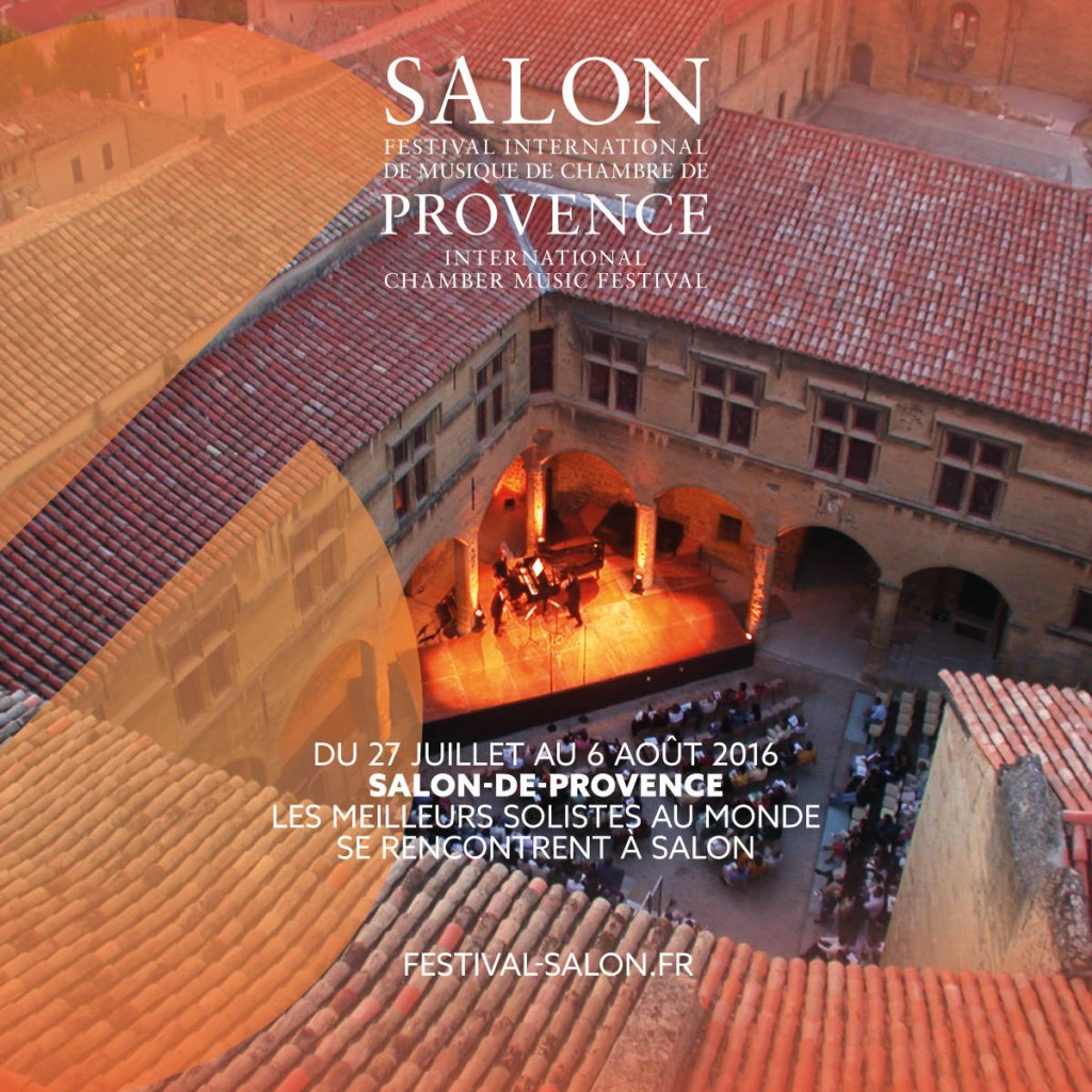 Musique de chambre salon de provence crescendo magazine for Studio photo salon de provence