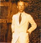 Le jeune lauréat du Prix Rubinstein (Coll. Oleg Prokofiev)