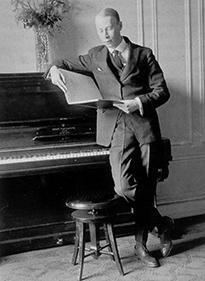 Chicago, 1918. Elégance et raffinement (Coll. Oleg Prokofiev)