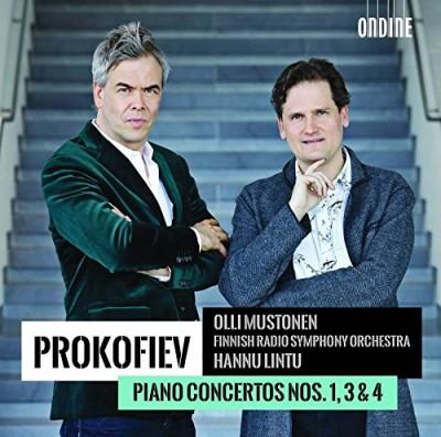 Prokofiev, Mustonen