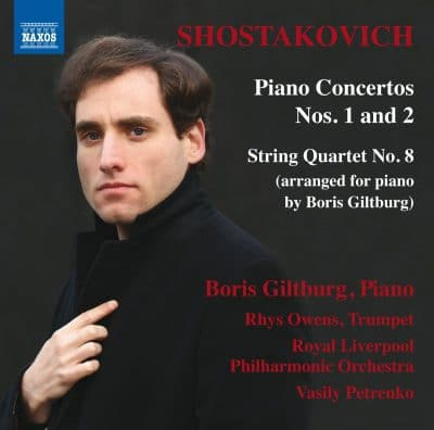 Giltburg, Chostakovitch