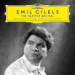 Gilels, Seattle recital