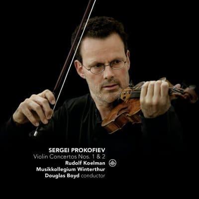 Prokofiev Concertos