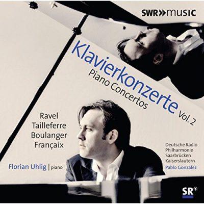 Ravel, Tailleferre, Boulanger,Françaix