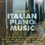 Musique italienne du 20e siècle