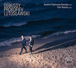 Prokofiev, Debussy, Lutoslawski