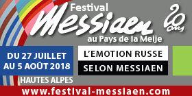 Festival Messiaen