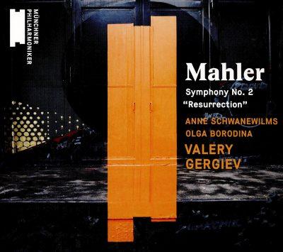 Mahler, Gergiev, Münchner Philharmoniker