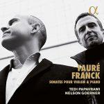 Fauré Franck Papavrami