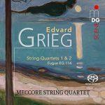 Grieg Quatuors