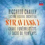 Stravinsky Chailly