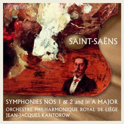 Jean-Jacques Kantorow conducts Saint-Saëns |  Crescendo Journal